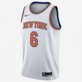 Kristaps Porziņģis Association Edition Swingman Jersey - New York Knicks